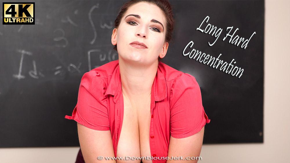 Ivory Long Hard Concentration Thumbnail