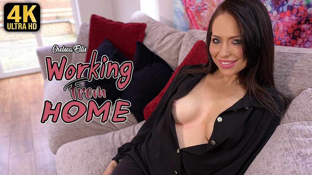 Dbj Chelsea Ellis Working From Home Preview