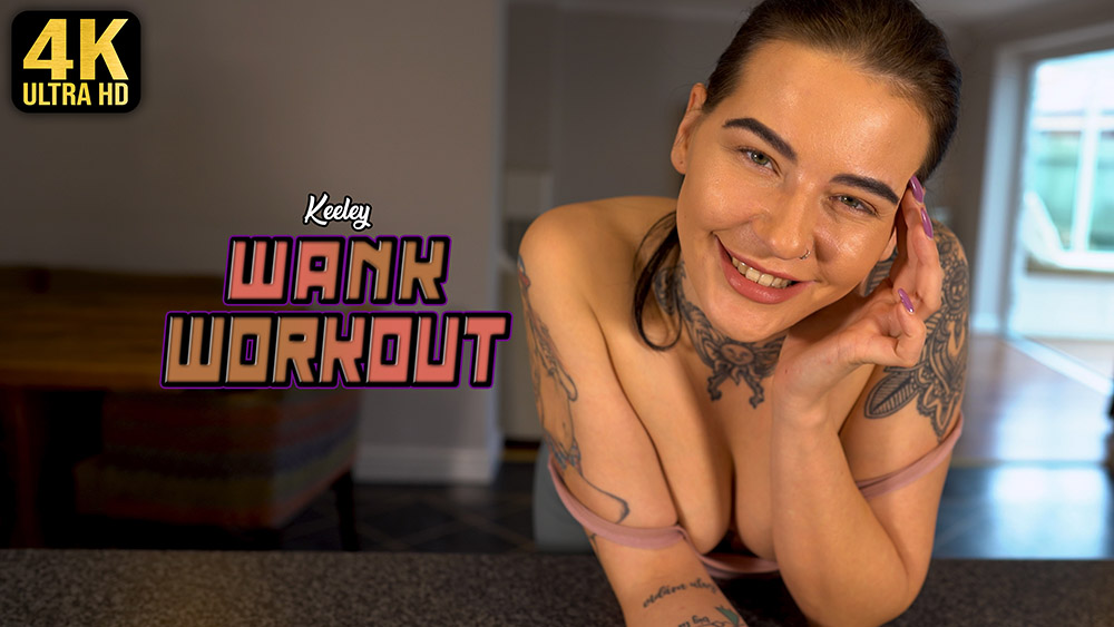 Dbj Keeley Wank Workout Preview