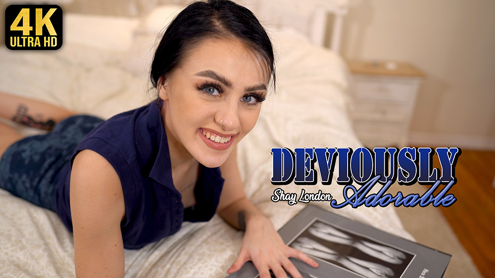 Dbj Shay London Deviously Adorable Preview