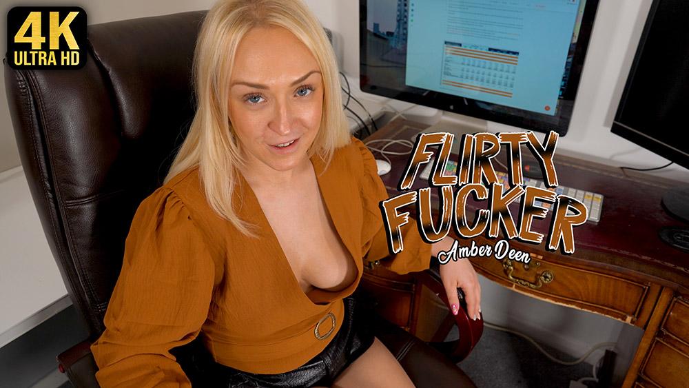 Dbj Amber Deen Flirty Fucker Preview