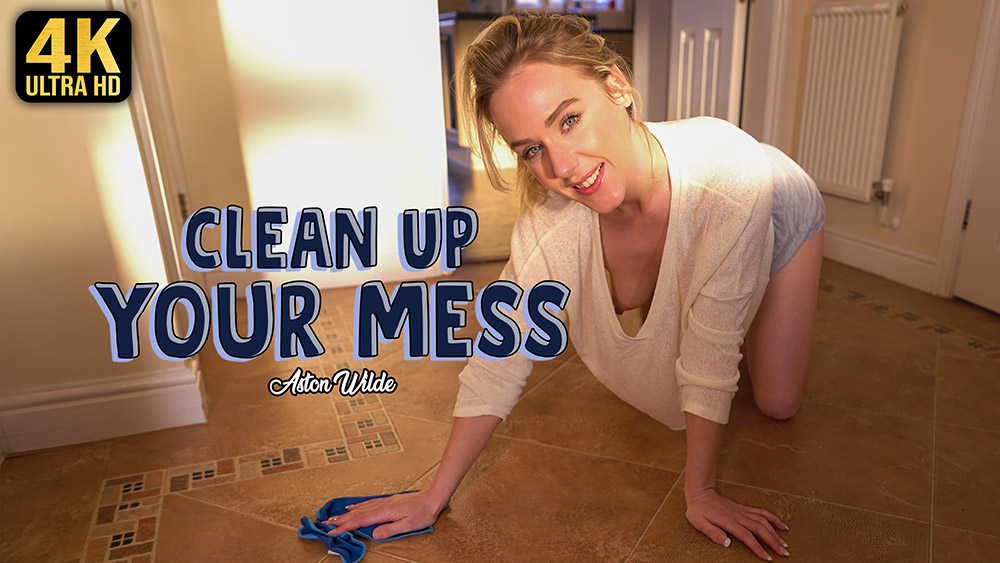 Aston Wilde Clean Up Your Mess