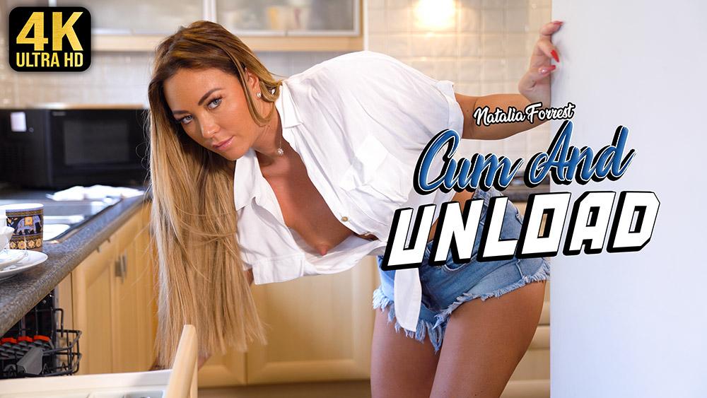 Natalia Forrest Cum And Unload