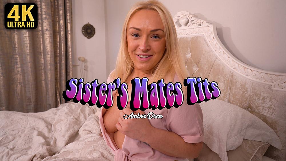 Amber Deen Sisters Mates Tits