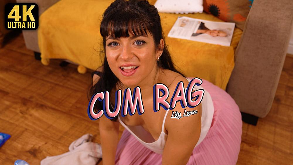 Lily Luxx Cum Rag